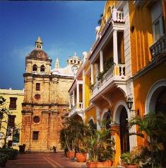 COLOMBIA-CARTAGENA-SQUARE