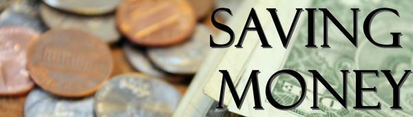 SAVING MONEY-BANNER
