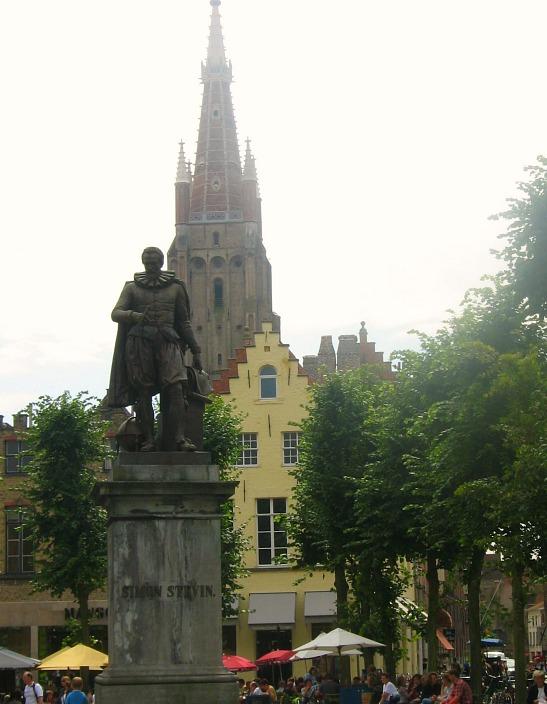 belgium_bruges_statue