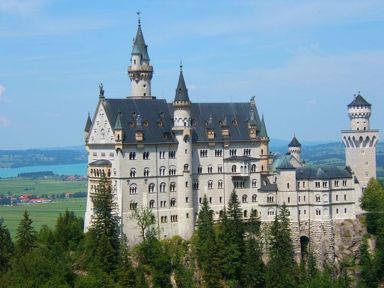 germany-bavaria-nechwanstein