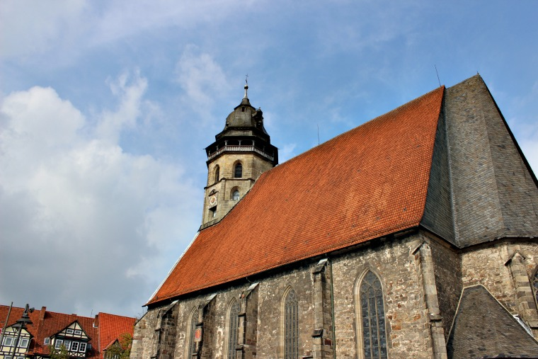 germany-hann-munden-cathedral
