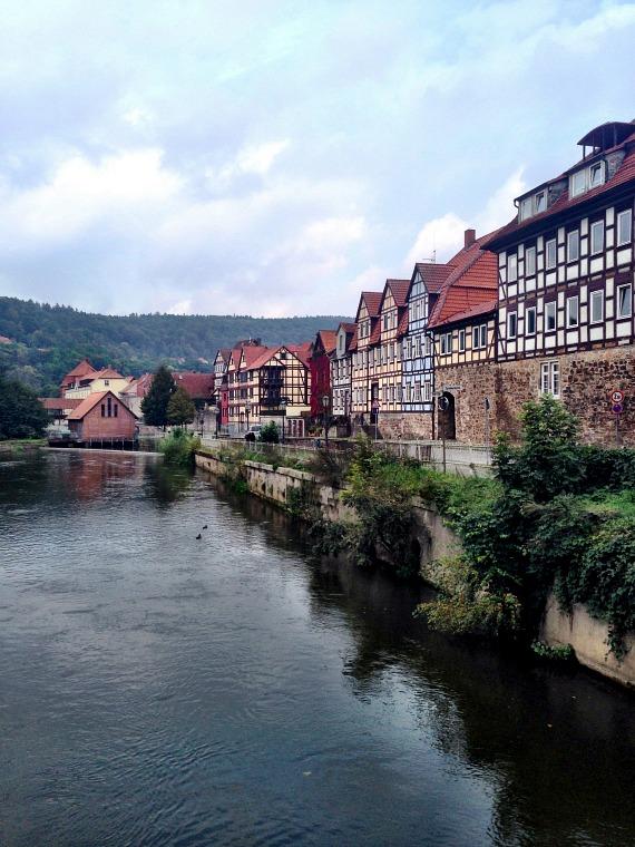 germany-hann-munden-river