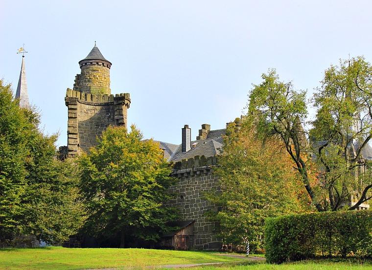 germany-kassel-castle