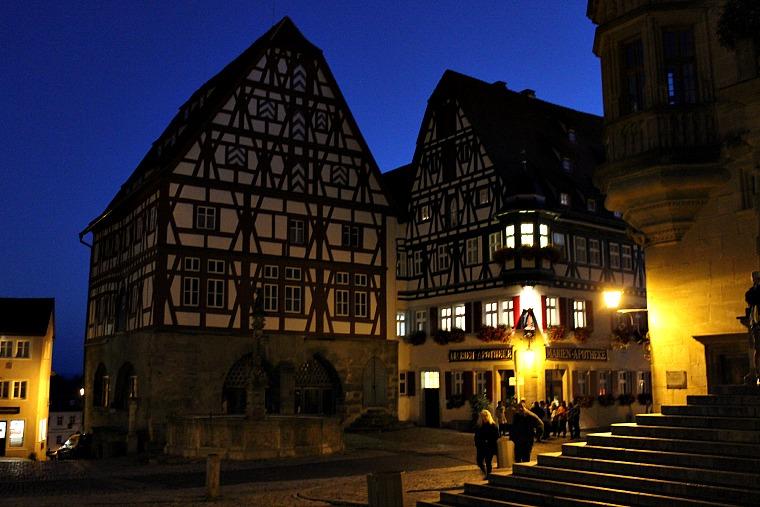 germany-rothenburg-night
