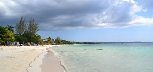 negril jamaica beach