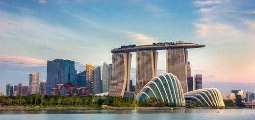 Singapore. Shutterstock.
