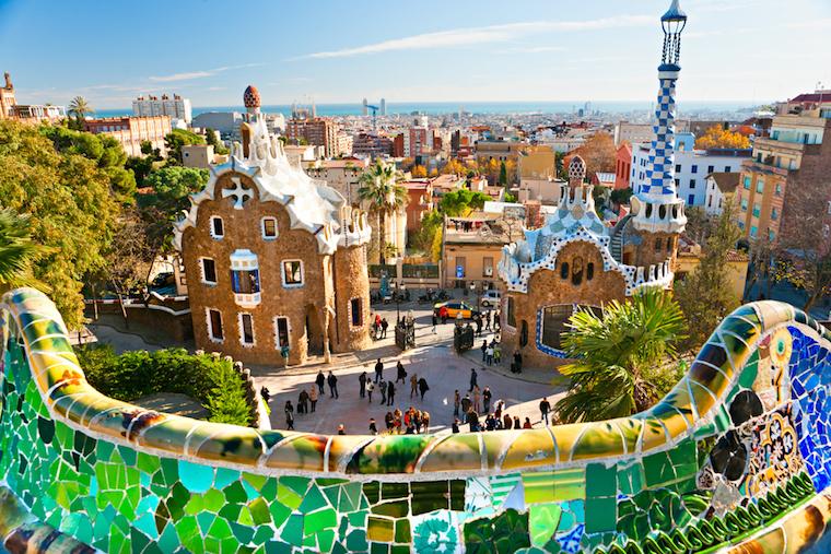 Barcelona, Spain. Shutterstock