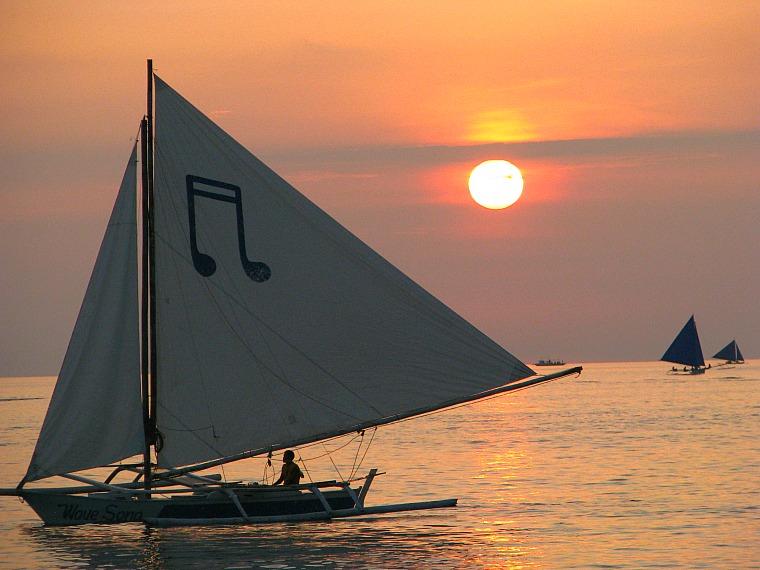 philippines-boracay-sunset