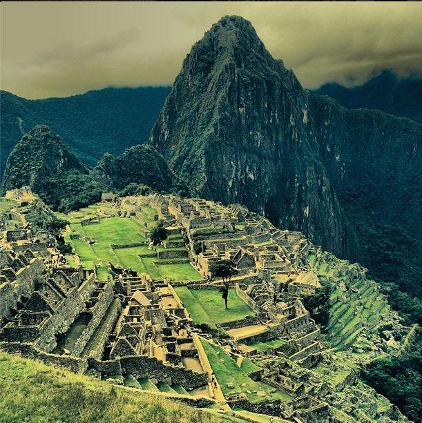 Maccu Picchu.