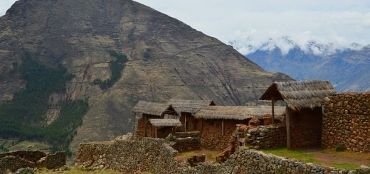 The Sacred Valley.