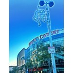 #6: Staples Centre, Los Angeles. @kinetic7