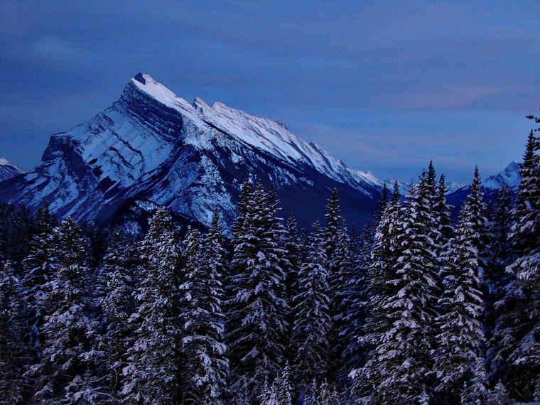 canada-banff-winter