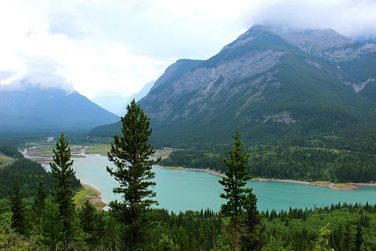 Barrier Lake, Alberta