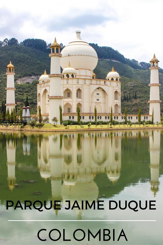 JAIME DUQUE PARQUE