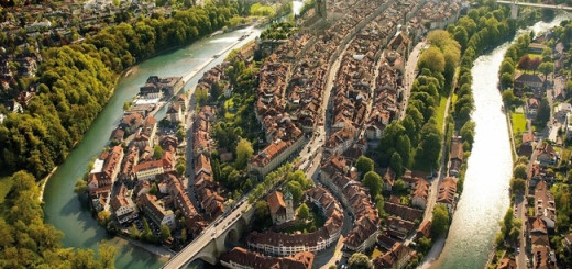 Bern. Courtesy of My Switzerland.