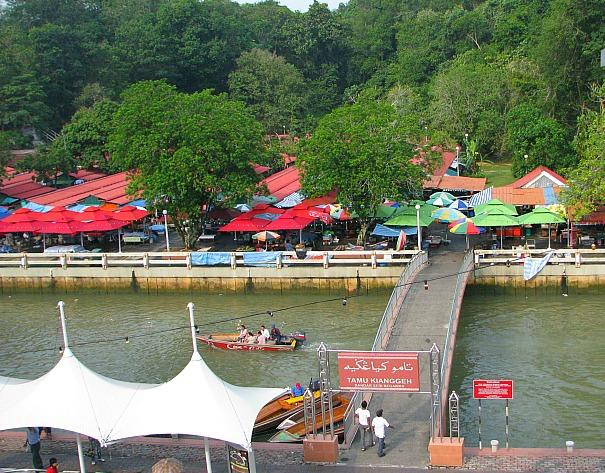 brunei-waterfront