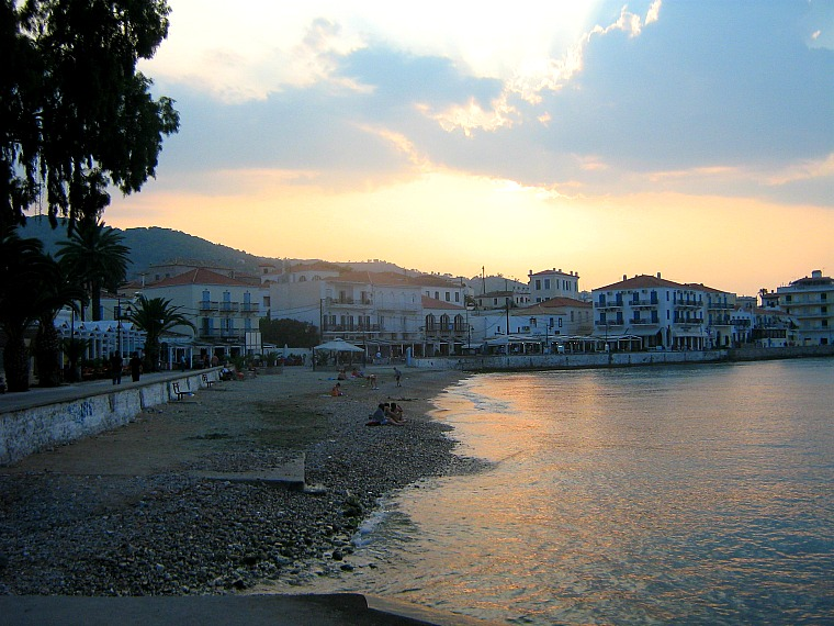 greece-sunset