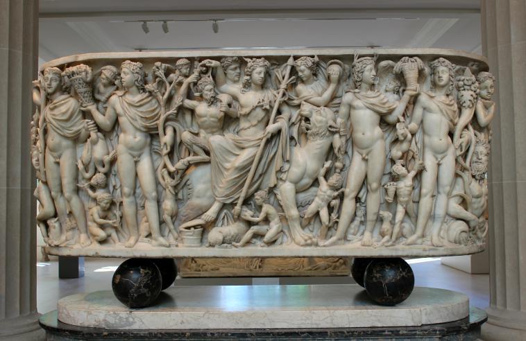 Art at the Met.