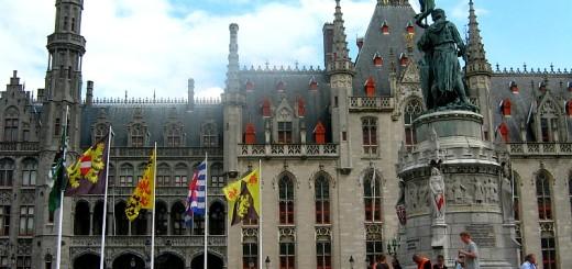 The Markt. bruges belgium