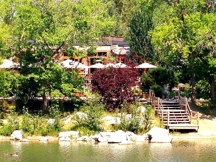 River Cafe. calgary