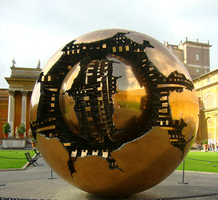 vatican sphere within a sphere