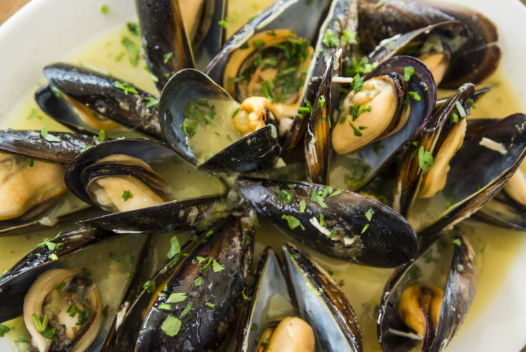 mussels brussels