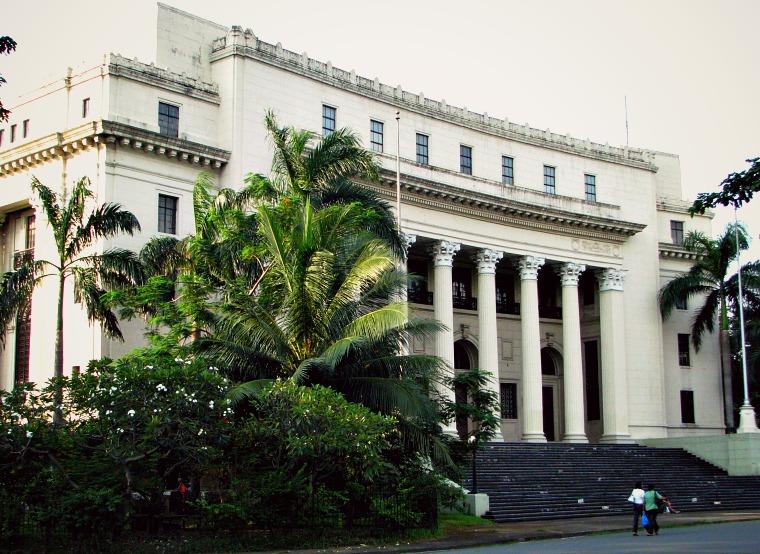 manila philippines rizal park museum