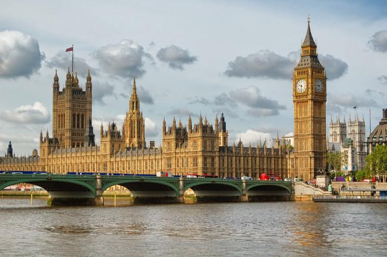 London, England. Courtesy of Shutterstock.