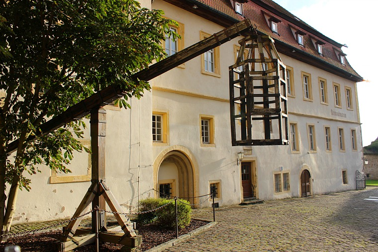 ROTHENBURG OB DER TAUBER germany criminal museum