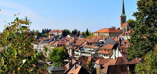Burgdorf, Switzerland.
