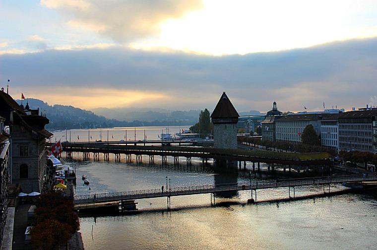 switzerland-lucerne-sunset