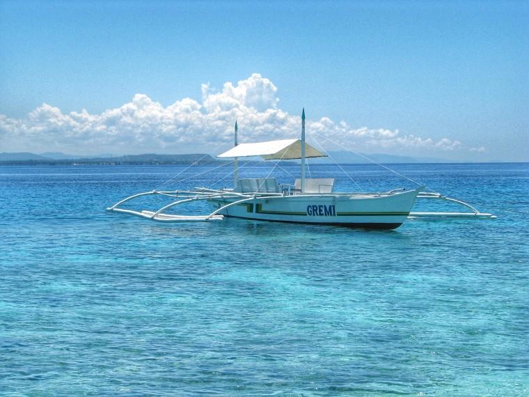 philippines-alona boat