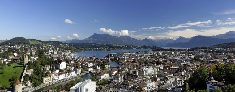 Courtesy of Lucerne Tourism.