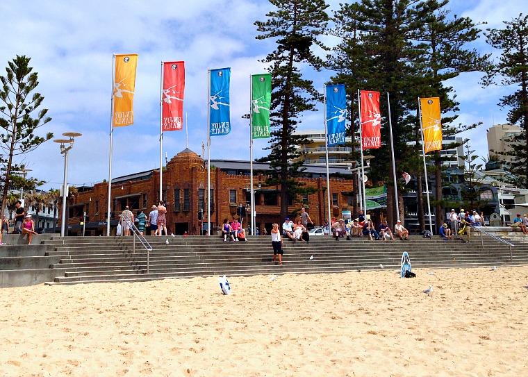 australia-manly-beach-signs