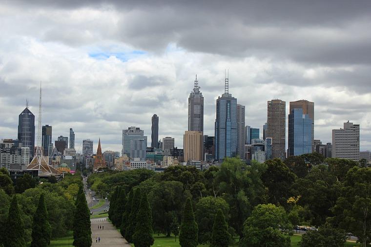 australia-melbourne-city