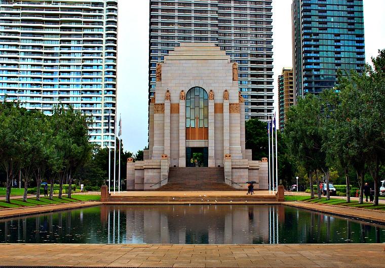 australia-sydney-hyde-park-memorial