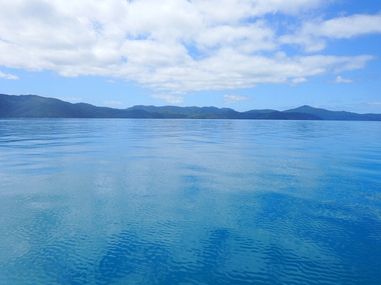 Exploring Australia's stunning Whitsundays with Ocean Rafting