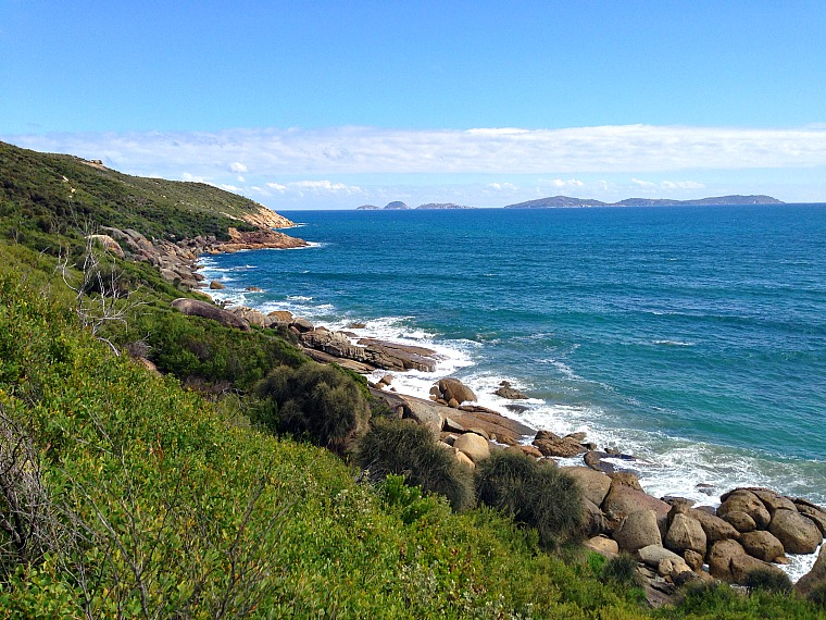 australia-wilsons-prom-coastline