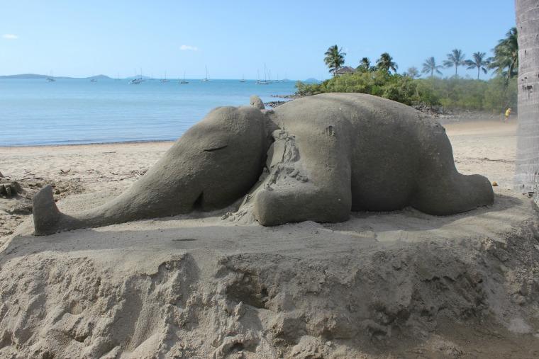 australia-airlie-beach-sand