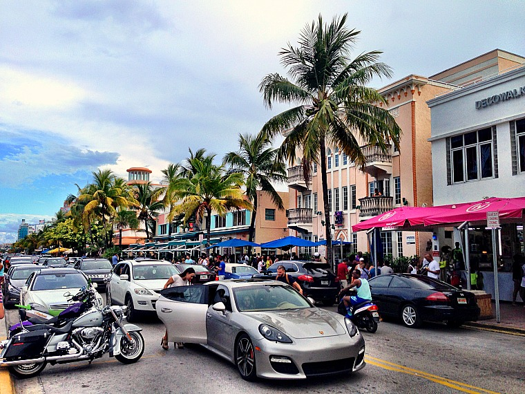 south beach or miami beach