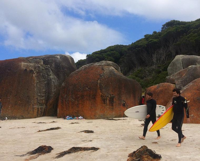 australia-wilsons-prom-surfers-2