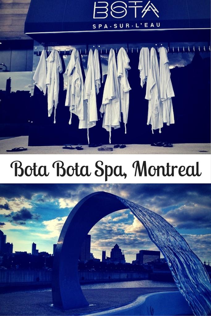 Bota Bota Spa, Montreal