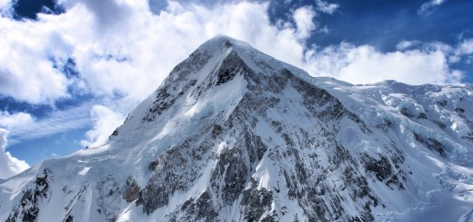 Canada-Yukon-Glacier-Mountain