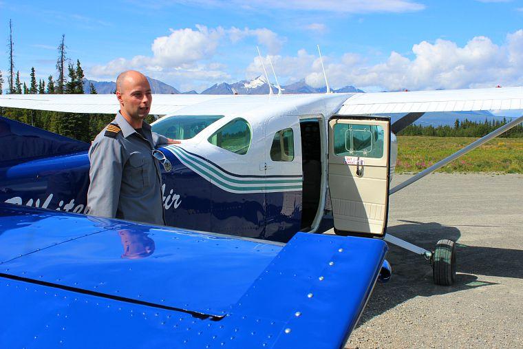 Canada-Yukon-Glacier-Tour-Pilot