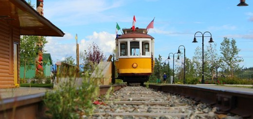 The Waterfront Trolley whitehorse