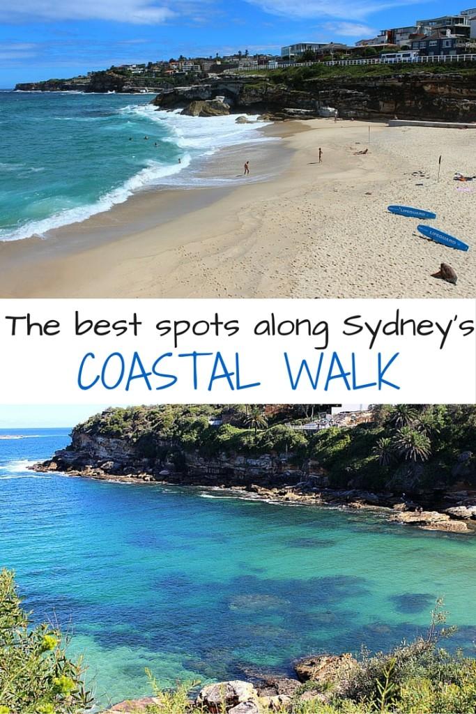 Sydney's scenic Coastal Walk