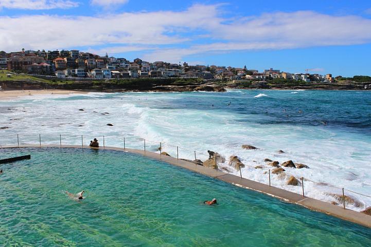 australia-sydney-bronte-beach-Sydney coastal walk