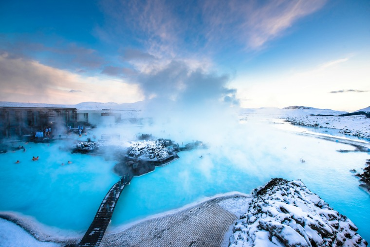 blue lagoon reasons to go to iceland