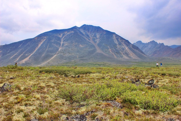 Tombstone Territorial Park