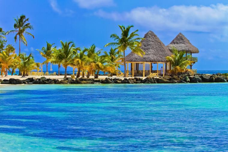 Punta Cana, Dominican Republic. Shutterstock.